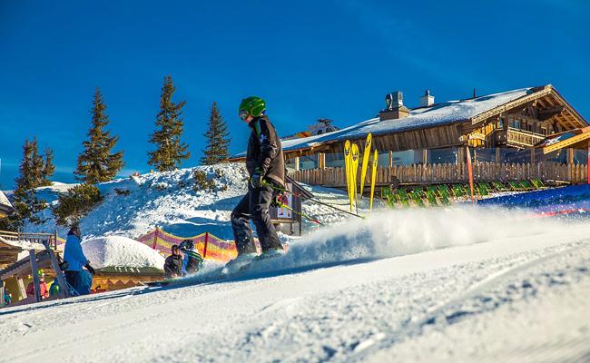 Vacances au ski à moidre coût !