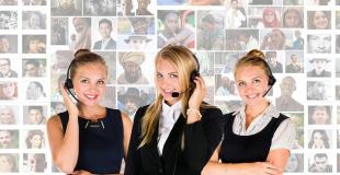Les nouvelles technologies dans les centres d'appels
